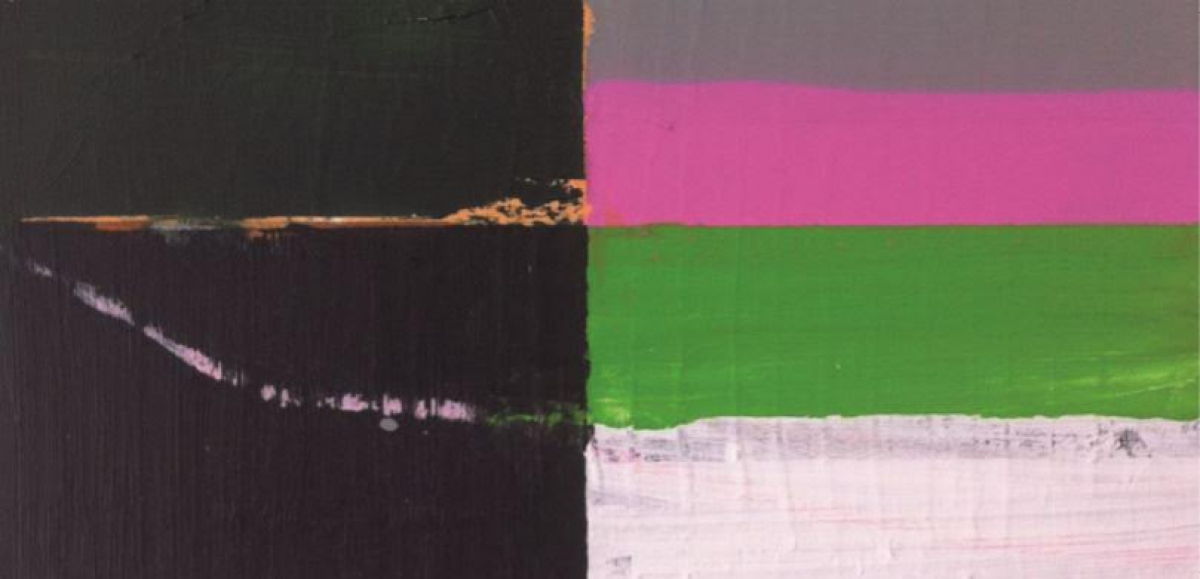 Group Exhibition: 'Abstract Painting' @ Cultural Centre 'Zwaneberg' / Heist-op-den-Berg (BE)
