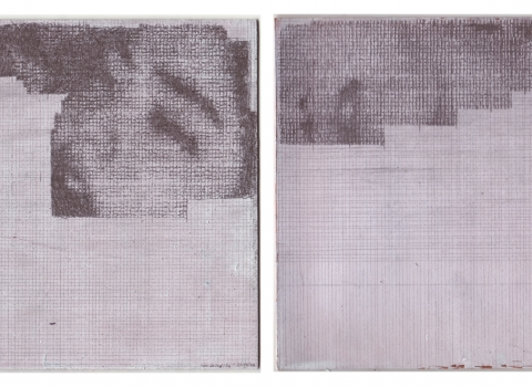 'A distance to(o) close' - Diptych 21/08/'16 + 21-22/08/'16